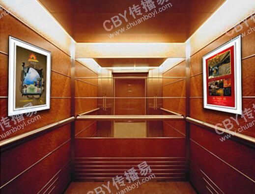 天津高端楼宇电梯广告_框架1.0
